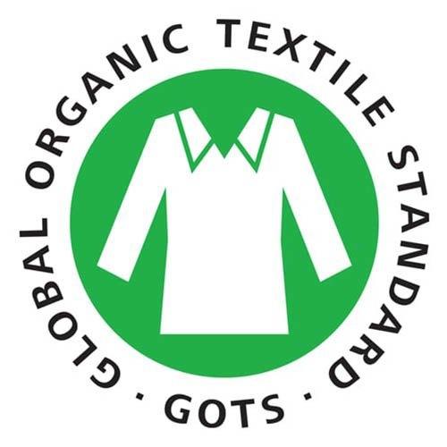 logo de certificado GOTS